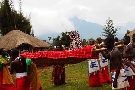 9 days vacation Rwanda