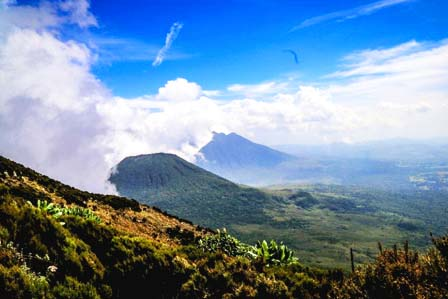 3 days Mountain Muhavura hike