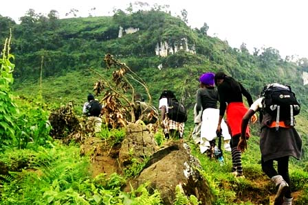 Mount Elgon National Park