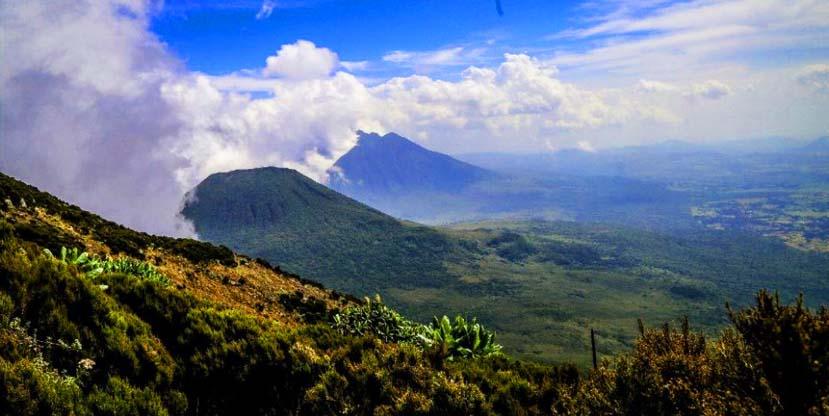 3 Days Mountain Muhavura Hike