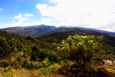 3 Days Mount Elgon Hike