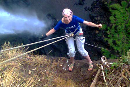 1 Day Sipi Falls tour - African Adventure Travellers