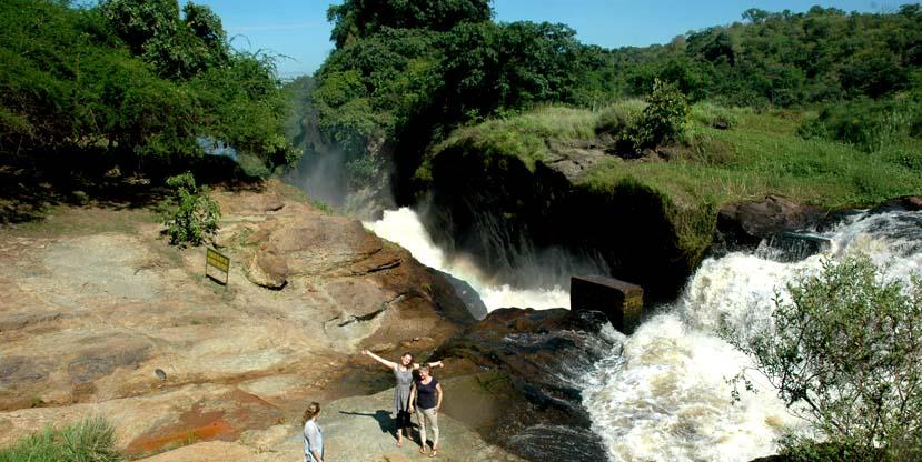 Adventuring Murchison falls on a 16 Days Panoroma Uganda tour