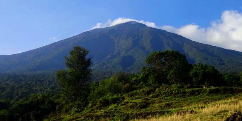 3 days Mgahinga hike